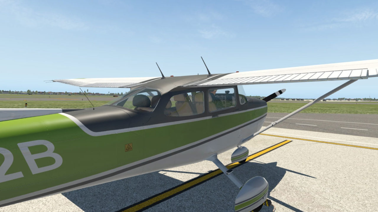 VRFW 012: My Top pick for a GA Aircraft in Flight Simulation